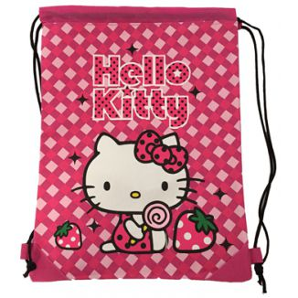 BORSA SACCA HELLO KITTY 1pz