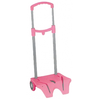 BORSA EASY TROLLEY ROSA