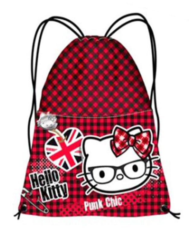 SACCA PORTASCARPE 1pz HELLO KITTY