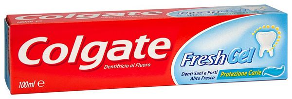 DENTIFRICIO COLGATE FRESH GEL 100ml 1pz