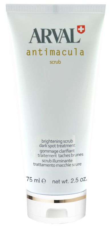 CREMA ARVAL ANTIMACULA brightening scrub tb 75ml