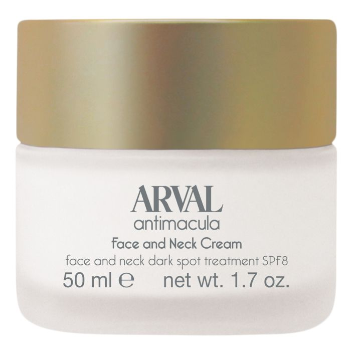 CREMA ARVAL ANTIMACULA face&neck cream 50ml