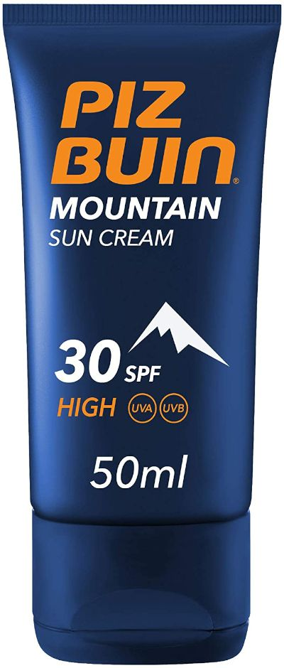 SOLARI PIZ BUIN MOUNTAIN CREAM SPF30 50
