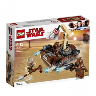 GIOCHI LEGO BATTLE PACK TATOINE