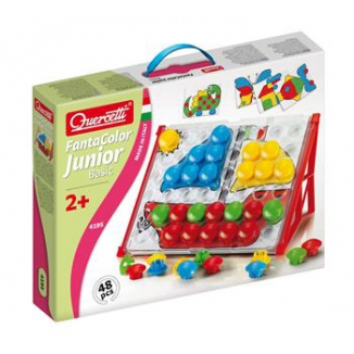 GIOCHI FANTACOLOR JUNIOR BASIC  48+16PZ