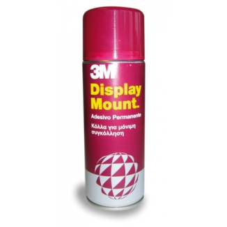 COLLA SPRAY PERMANENTE 400ml 1pz DISPLAY MOUNT - 3M