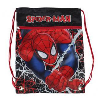 BORSA SAKKY BAG SPIDERMAN 1pz