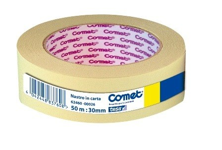 SCOTCH CARTA 30mm X 50mt CARTA SARACREP 1pz