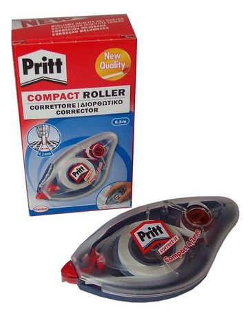 CORRETTORE ROLLER COMPACT MOUSE PRITT 10pz - 66102