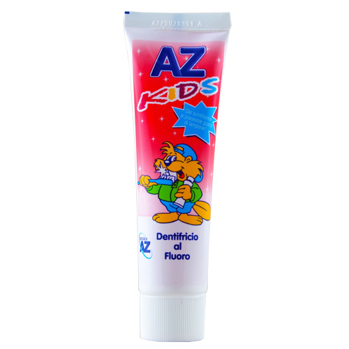 DENTIFRICIO AZ KIDS 50ml 1pz
