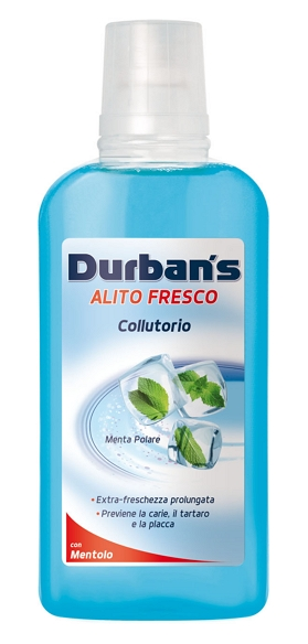 COLLUTTORIO DURBANS 500ml 1pz ALITO FRESCO MENTOLO