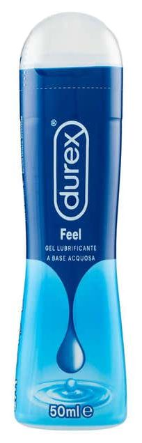 GEL TOP MASSAGGIO LUBRIFICANTE DUREX FEEL 50ml 1pz