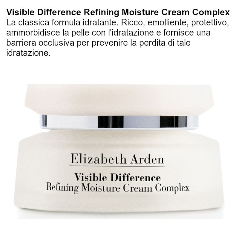 CREMA ARDEN V VISIBLE DIFF REFIN MOIST CREAM 75ml
