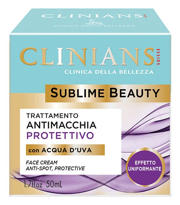 CREMA CLINIANS VISO ANTIMACCHIA 50ml 1pz ANTI-ETÀ