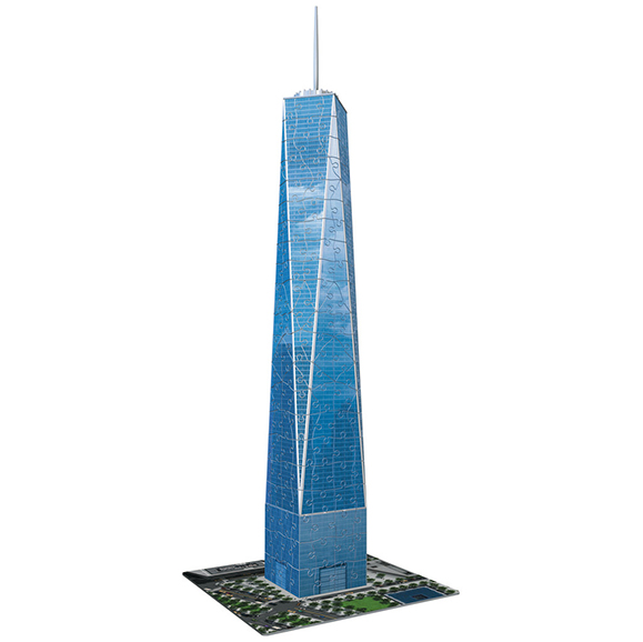 GIOCHI PUZZLE 3D RAVENSBURGER FREEDOM TOWER