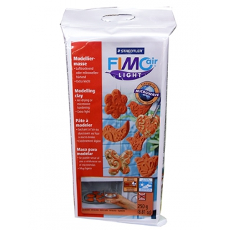 FIMO PASTA FIMO 250GR TERRACOTTA AIR LIGHT STAEDTLER